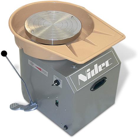 Shimpo VL-Whisper Potters Wheel
